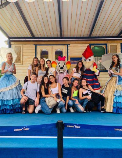 Alemán en Freiburg con Class Spain