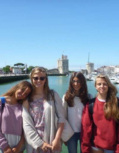 Francés en la La Rochelle con Class Spain