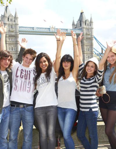 Londres 100% con Class Spain