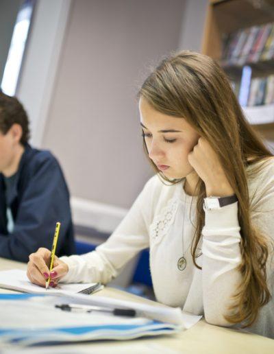 Preparación de exámenes con Class Spain